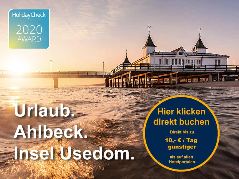 Ahlbeck-Seebrücke Hotel