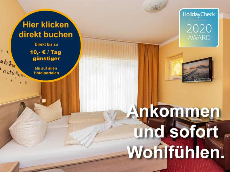 Ahlbeck Hotel Strandhus